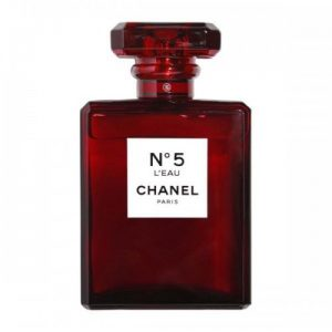 Chanel No 5 L'Eau Red Edition tester